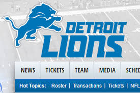 Detroit Lions Home Decor by Detroit Lions Old Logo The Best Lion 2017