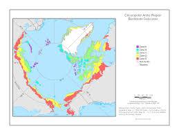 Anchorage Alaska Map by Toolik Field Station Taga Maps