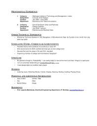 Interest Activities Resume Examples by Interest And Hobbies For Resume Samples Free Resume Example And