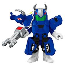 imaginext power rangers battle armor blue ranger dkp36 fisher