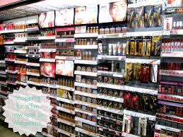 Walgreens Halloween Makeup by New Makeup S At Walgreens Makeup Vidalondon