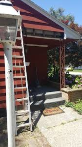 Remove Awning From House Wooden Porch Awning 7 Steps With Pictures