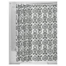 interdesign shower curtains u0026 liners target