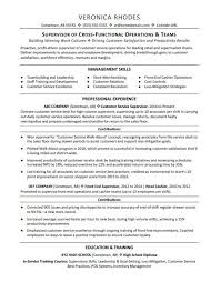 supervisor resume templates supervisor resume icdisc us