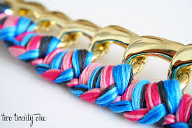 braid hand bracelet images Braided chain bracelet how to make a bracelet png