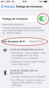 connecter un pc de bureau en wifi partage de connexion sans câble d un iphone et d un pc jiga