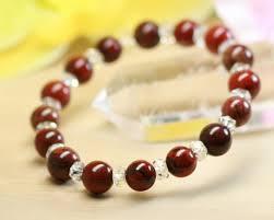 red crystal bracelet images Koufukunoisi rakuten global market red jasper red jasper jpg