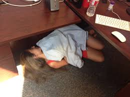 Sleeping At Your Desk Post Grad Problems The Costanza The Under Your Desk Nap
