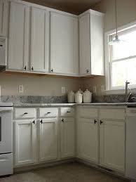 Distressed Kitchen Cabinets Painting Kitchen Cabinets Distressed White Monsterlune