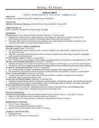student nurse extern resume sle practicum cover letter fungram co