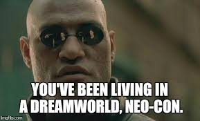 matrix morpheus meme imgflip