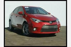 what gas mileage does a toyota corolla get used toyota corolla for sale special offers edmunds