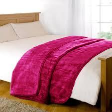 Faux Fur King Size Blanket Luxury Faux Fur Blanket Bed Throw Sofa Soft Warm Fleece Throw