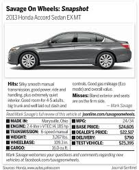 2013 honda accord value 2013 honda accord focuses on performance not looks