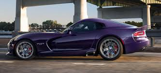 fastest dodge viper in the srtla srt gt coupe is named fastest viper