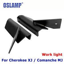work light mounting bracket osl refit installation for 4 work lights mounting bracket on
