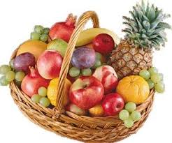 basket of fruits fruits basket pixdaus