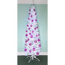 small pink christmas tree pre lit pink christmas tree amodiosflowershop