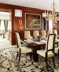 Comfortable Homes 24 Well Designed Dining Rooms Photos Architectural Digest