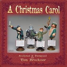 carol figurines by tim bruckner michael may s