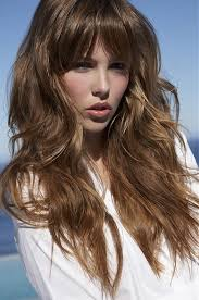 hair styles without bangs choppy bangs 7 hairstyles that are easiest to transition from