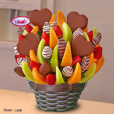 chocolate covered fruit baskets edible arrangements montreal blossom fruit basket canada