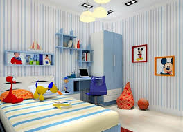 blue kids rooms beautiful light bedroom design with yellow bed rug