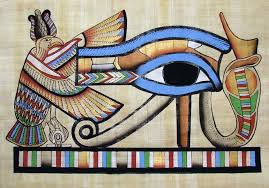 the eye of horus for psychic protection and shadow work
