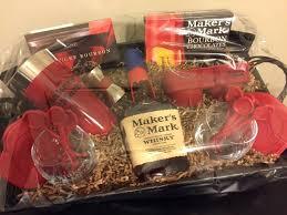 bourbon gift basket bourbon gift basket balls jefferson whiskey baskets etsustore