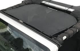 tactical jeep 2 door alien sunshade jkf jeep wrangler sun shade jk jku front mesh top
