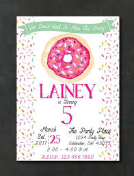 birthday brunch invitation 41 best birthday party donut birthday brunch images on