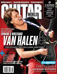 video eddie and wolfgang van halen talk about playing music