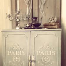 french cabinet in ascp paris grey french stencil from maison de