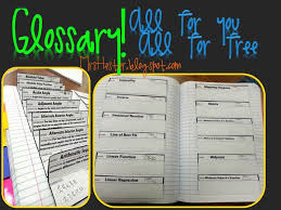 free interactive notebook templates 28 images teaching science