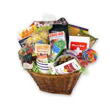 Gourmet Basket Deluxe Salad Kit Gourmet Gift Basket