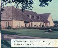 funeral homes in houston houston tex brookside funeral home 1985 this photograp flickr