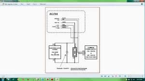 Security System Wiring Diagram Wiring A Stand Alone Reader Rosslare Security Youtube