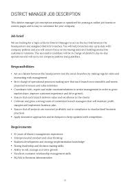 Sample Of Objective In Resume by How To Write Job Descriptions