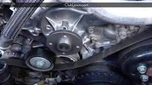 lexus rx 350 price in ksa how to replace water pump in lexus is youtube