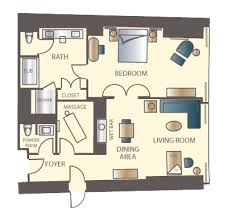 Hotel Suite Floor Plan Encore Parlor Suite Luxury Hotel Suites Encore Resort Las Vegas