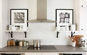outstanding unique kitchen backsplash remodeling ideas with green