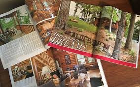 alderson plan featured in log cabin homes log homes timber