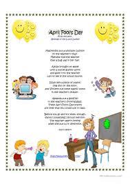 10 free esl april fools worksheets
