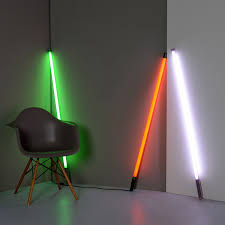 seletti fluo tube light