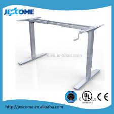 Adjustable Height Desk Frame by Wholesale Standing Desk Frame Online Buy Best Standing Desk