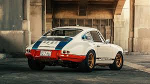 urban outlaw porsche one porsche to rule them all magnus walker vs singer vehicle