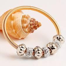 bead bangle bracelet images Fashion bracelet jewelry bracelets spring shangrila bead bangle jpg