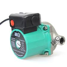 circulation pump for water heater bacoeng 3 4