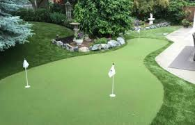 artificial grass for golf malaysia visual appeal golf need