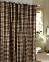 95 Inch Shower Curtain Country Fabric Shower Curtains Foter Primitive For Wheat 108 Wide